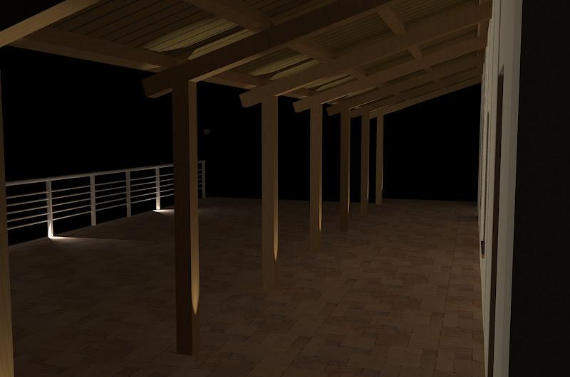 Forum lux non lux luce ai numeri come for Avvolgere le planimetrie del portico