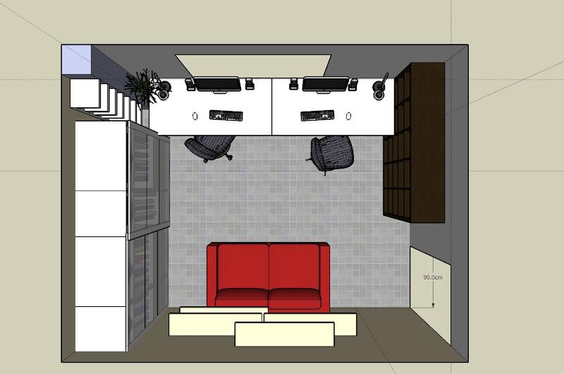 Forum Arredamento.it •Arredare camera ospiti, studio e guardaroba