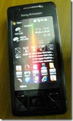 1000 - Sony Ericsson Xperia X1