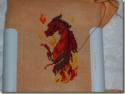 Dragon of Fire 7-26-09