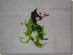 Holly Fairie 10-25-09