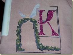 Nora's Letter K 11-30-09