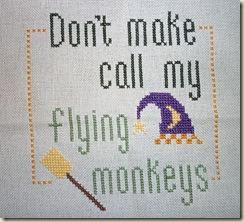 Flying Monkeys 9-28-10