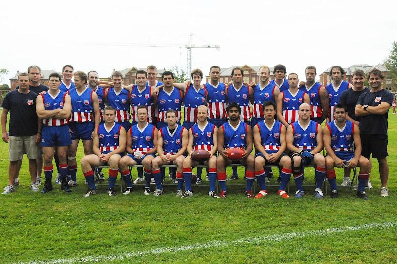USA National Teams United States Australian Football League