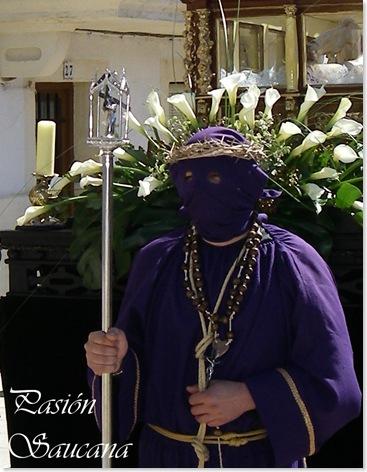 detalle vara nazareno procesión viernes santo 2008
