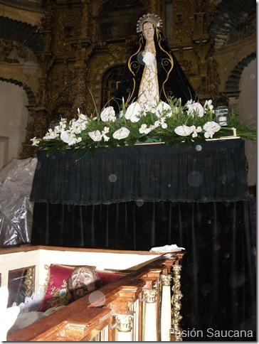 Adoración Yacente Santa María 3