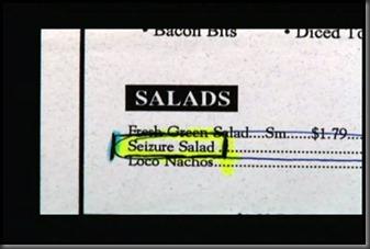 menu items1172