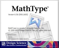 About Math Type 6.5b
