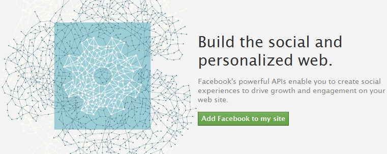 Facebook for websites