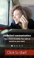 Screenshot of Cheap International Phone Call