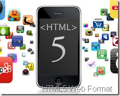 HTML5 Web Format