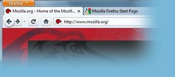 Firefox 4.0 Beta 9