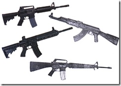tekmil senjata