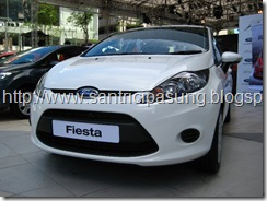 Warna ford fista Putih