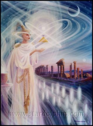 24 Light Priestess