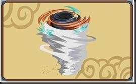 Wind Piercing Tornado