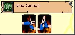 Windcanon