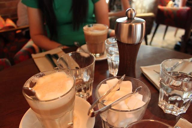 Mocha, Cappuccino, Coffee