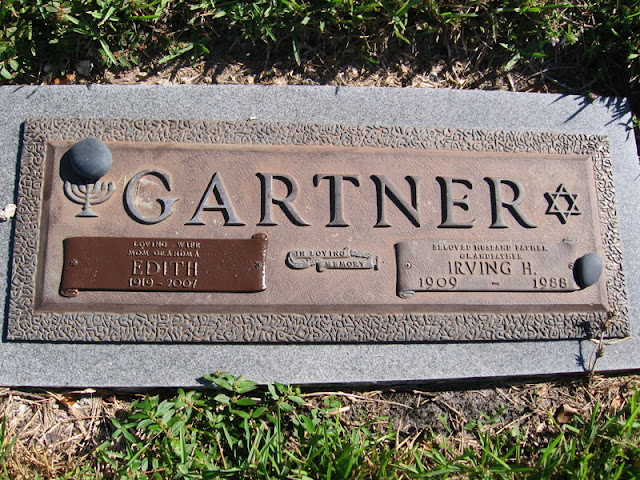 [Irving & Edith Gartner]