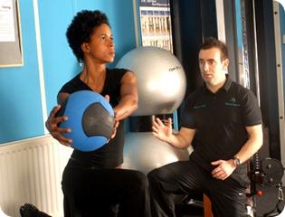 Studio-personal-trainer