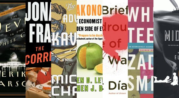The best books of the ?00s
