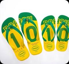 havaianas team brasil