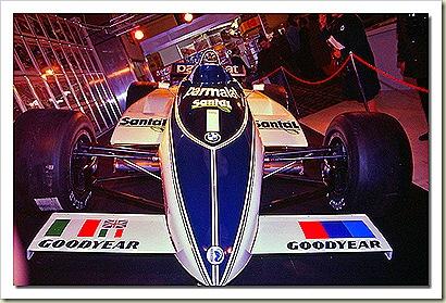 1982 Parmalat Brabham BT50 BMW F1