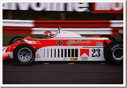 Alfa Romeo 179 F1 1980