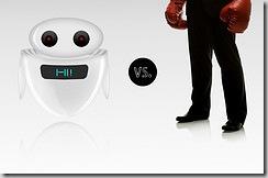 roobot vs human