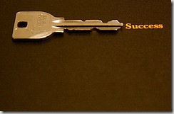 clé succès