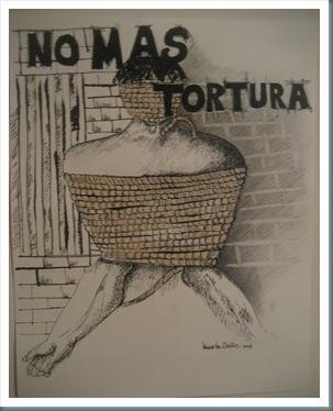 No más tortura