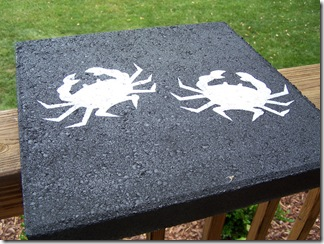 Crab Stepping Stone 003
