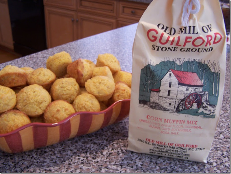 Corn Muffins and Snow 007