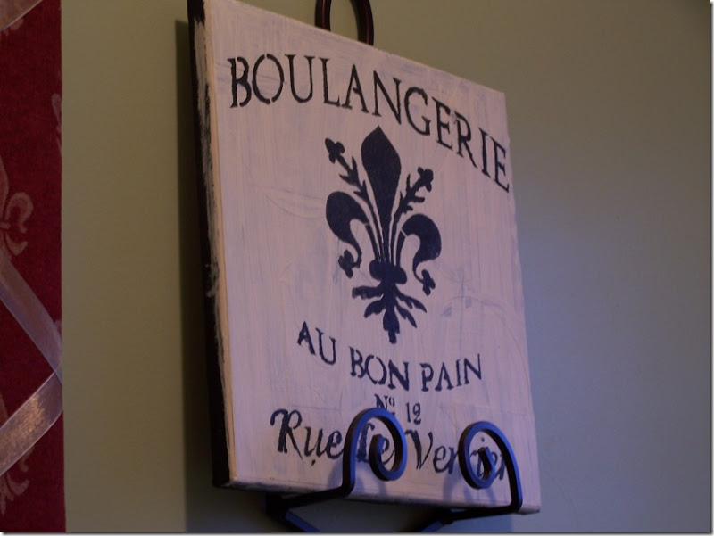 Boulangerie Stencil 010