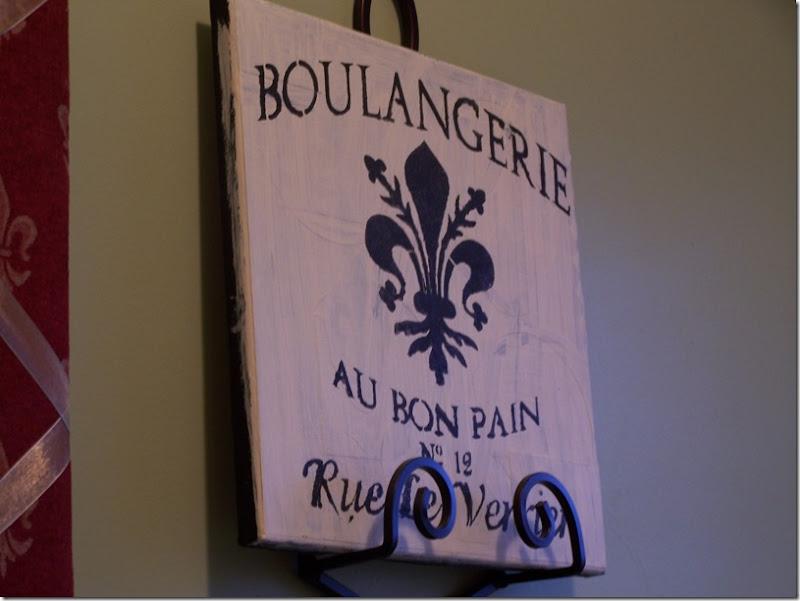 Boulangerie Stencil 010