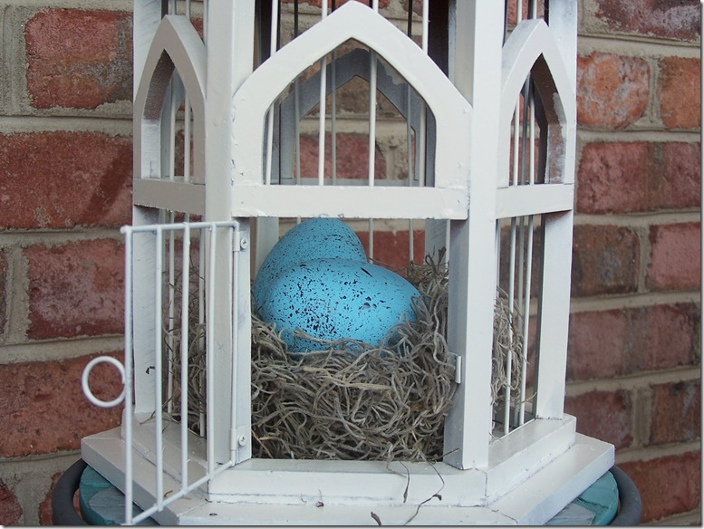 Easter Egg and Bird Cage 007