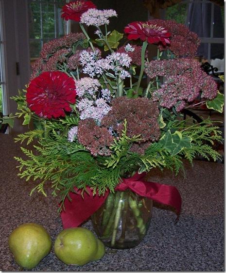 Ellen's Flowers September09