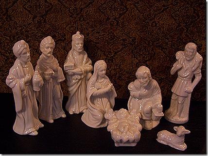 Goodwill Nativity Set 003