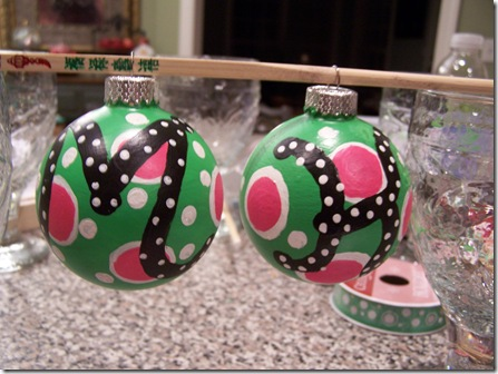 Christmas Crafts - Bulbs 026