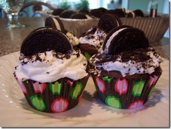 Oreo cupcakes 018