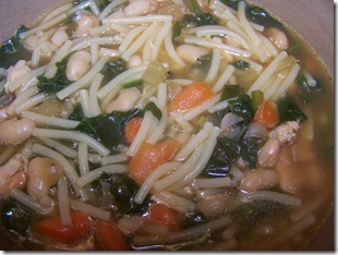 Chicken Pasta Soup 010