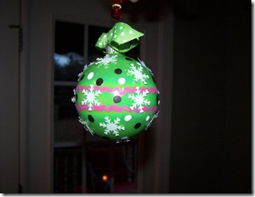 Christmas Bulb 2010 014