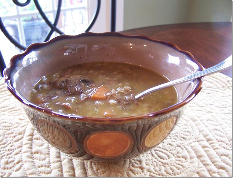 Beef Barley Soup 019