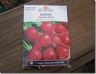 Radish Seeds 002