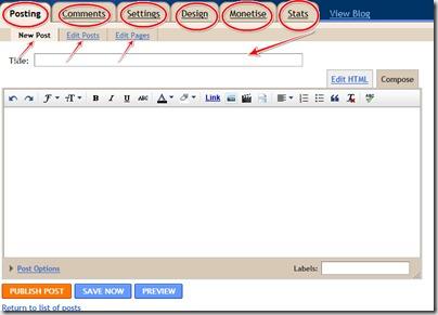 make blogger blog6