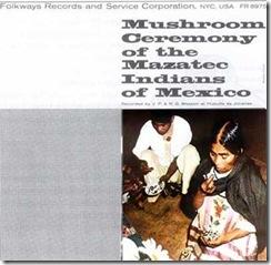 Mushroom Ceremony