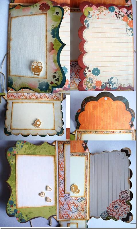 collage mini album 2-2