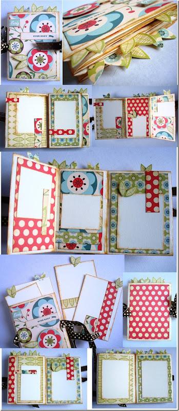 collage mini album 1