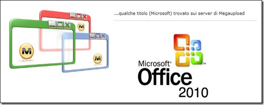 MEGAUPLOAD X OFFICE 2010