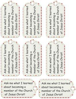 Ask Me tag